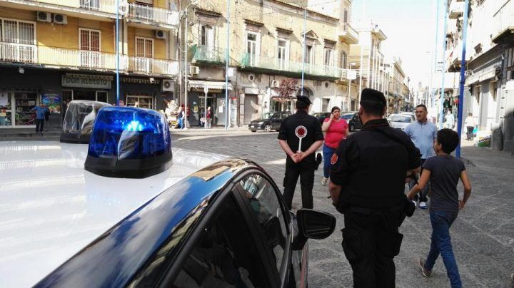 Alto impatto, arrestate 5 persone e 25 denunciati. Sono di Giugliano, Qualiano, Melito e Mugnano