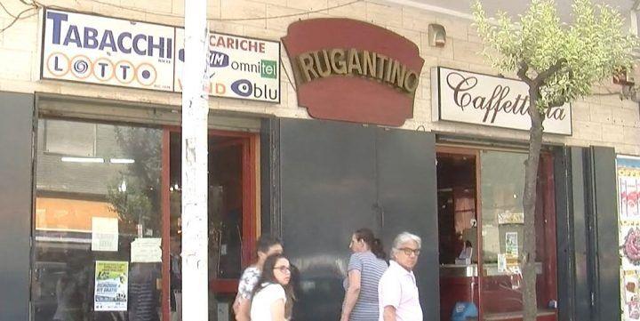 """Giugliano, raid al bar """"Rugantino"""" di via Aniello Palumbo"""