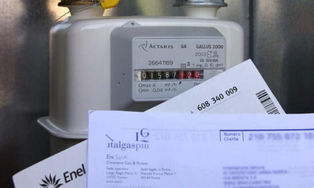 Energia, bollette di gas e luce in aumento dal primo luglio. Ecco di quanto