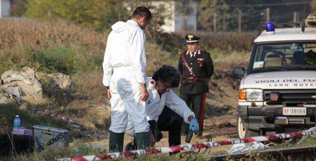 Giallo in provincia, trovato cadavere in una pozza di sangue