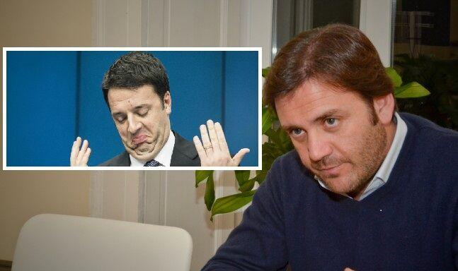 """Renzi silura Carpentieri: """"Napoli è un baco per il PD"""""""