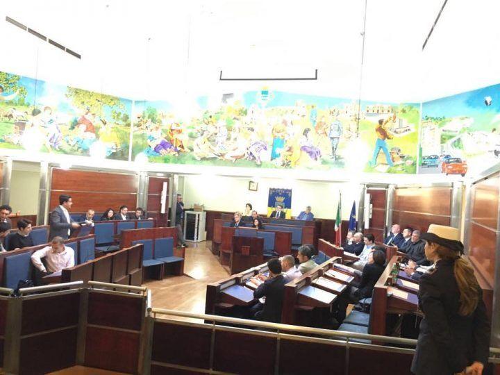 Giugliano, fissati prossimo consiglio comunale e question time