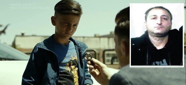 Choc a Gomorra, nel film recita il figlio di un boss degli Scissionisti