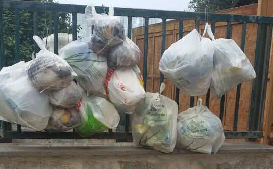Marano, disservizio raccolta rifiuti in via Panoramica