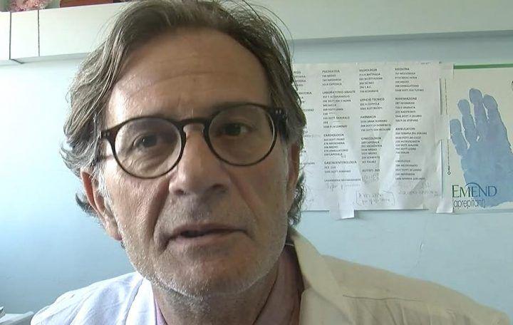 Ospedale San Giuliano, reparto oncologia: l'appello del primario Pasquale Incoronato