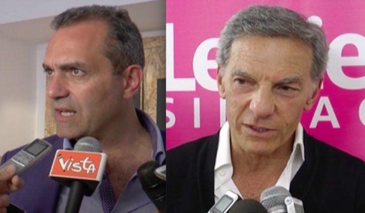 Elezioni, debacle Pd: è di nuovo sfida De Magistris Lettieri