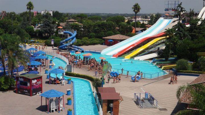 Magic World, il parco acquatico in vendita per 6 milioni di euro