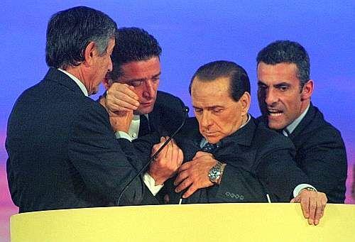 Malore improvviso, Berlusconi ricoverato in ospedale