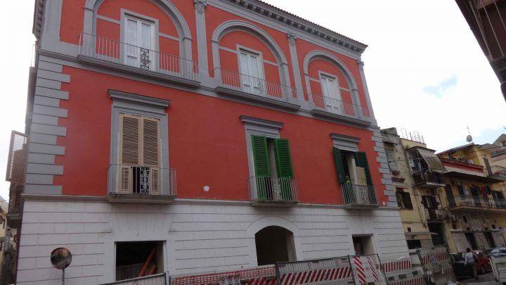 Marano. Restauro Palazzo Battagliese,  una telenovela che dura da  oltre 15 anni. Investiti un milione870mila euro