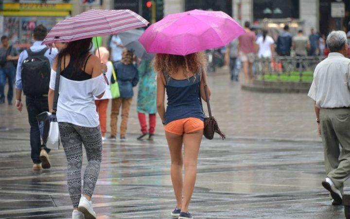 Meteo, prevista ancora pioggia nelle prossime ore. Poi l'ondata africana