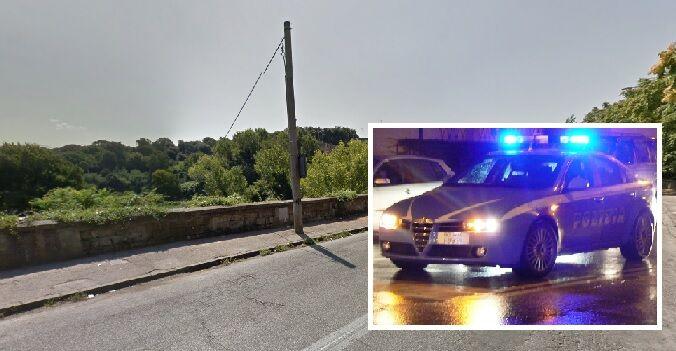 25enne tenta di lanciarsi dal ponte di Bellaria, salvato da due poliziotti eroi