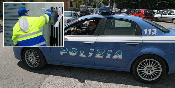 Melito, poliziotti si fingono postini e scoprono armi e droga in casa di un pregiudicato