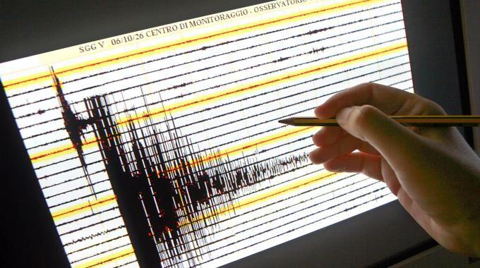 Due scosse di terremoto all'alba