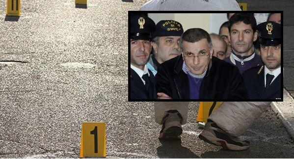Gambizzato poliziotto indagato per pen drive Zagaria ed imprenditore di Sant'Antimo