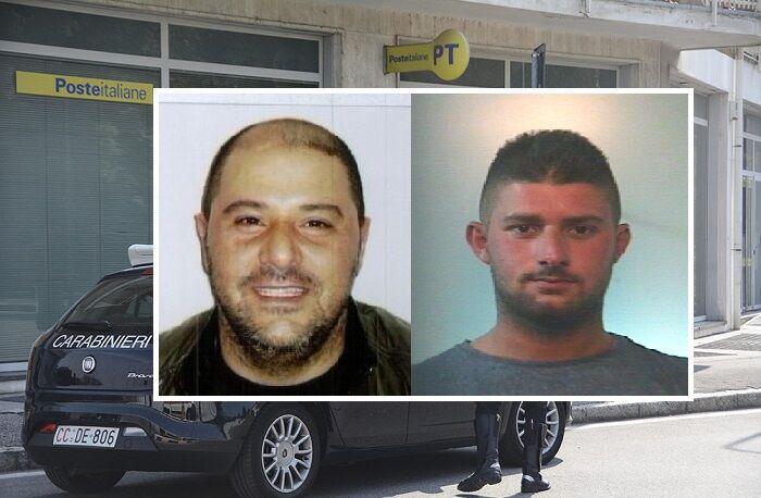 """Rapine col """"filo di posta"""", carabinieri divulgano le foto: """"Segnalateci altri colpi"""""""