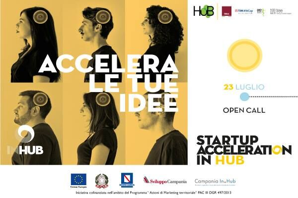 Giovani talenti, parte l'acceleratore di idee di HUB. Giovedì la conferenza stampa
