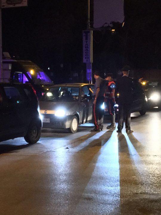 """Operazione """"Movida sicura"""" sulla fascia costiera: automobilisti denunciati"""