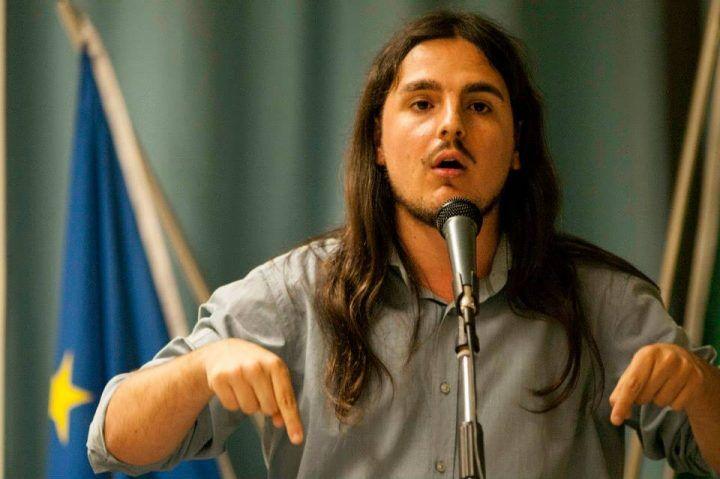Josi della Ragione a Giugliano. Assemblea cittadina del Movimento Polis con l'ex sindaco di Bacoli