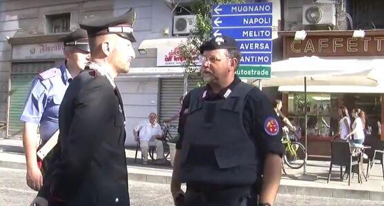 Area nord blindata dai carabinieri di Giugliano: arresti, denunce e sequestri. I NOMI