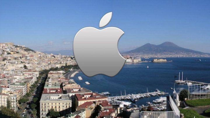 Apple a Napoli, pubblicato il bando per 200 persone. Ecco i requisiti richiesti