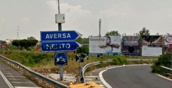 Maxi-incidente sull'Asse-Mediano, coinvolto anche un autobus
