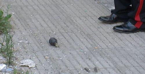 Melito, carabinieri trovano un'ordigno in una piazza di spaccio