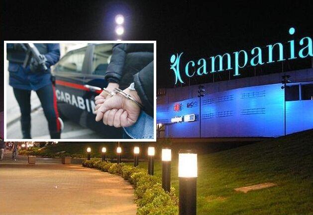 Centro Campania, rubano merce per 300 euro. Arrestati