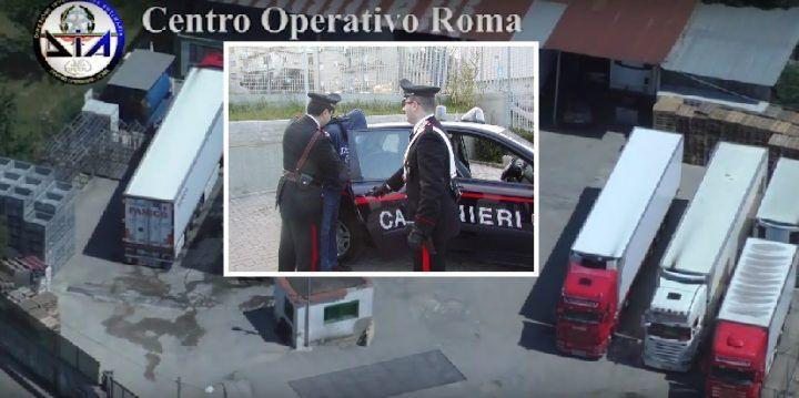 Controllo mafioso dei mercati ortofrutticoli, un affiliato finisce in cella