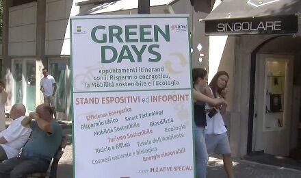 Green Days di Energy Med, terza tappa a Napoli in via Scarlatti