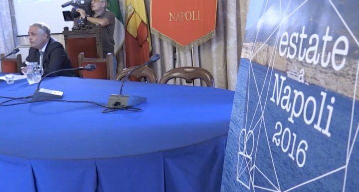 """Estate a Napoli 2016 """"Allo zenit"""", presentata la rassegna estiva: 70 giornate di eventi"""