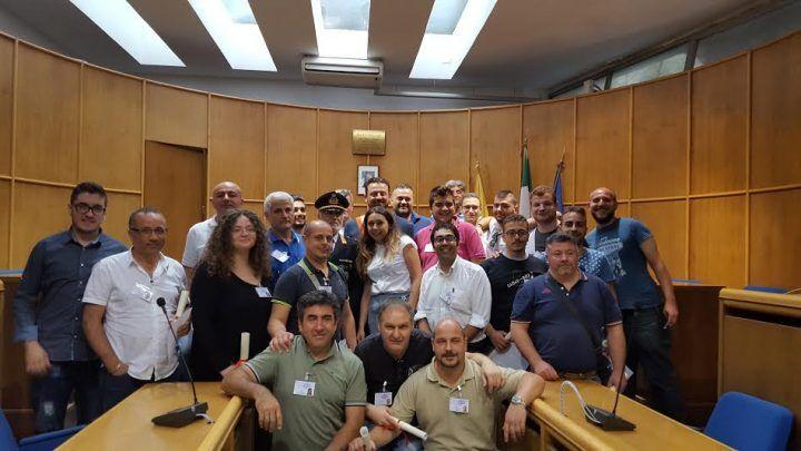 """Mugnano. Nominate le 26 guardie ambientali volontarie, Sarnataro: """"Passo storico per la nostra città"""""""
