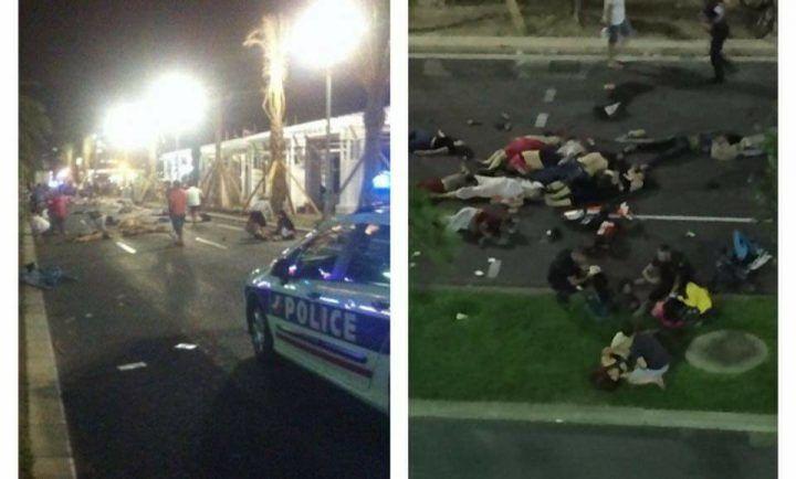 Incubo attentato, camion travolge folla sul lungomare e uccide oltre 70 persone