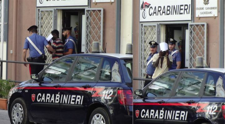 Accoltellamento a Calvizzano, oggi rito direttissimo per i due giovani arrestati