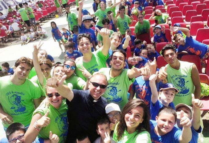 Calvizzano, vacanze al Villaggio di Dio per 1150 ragazzi