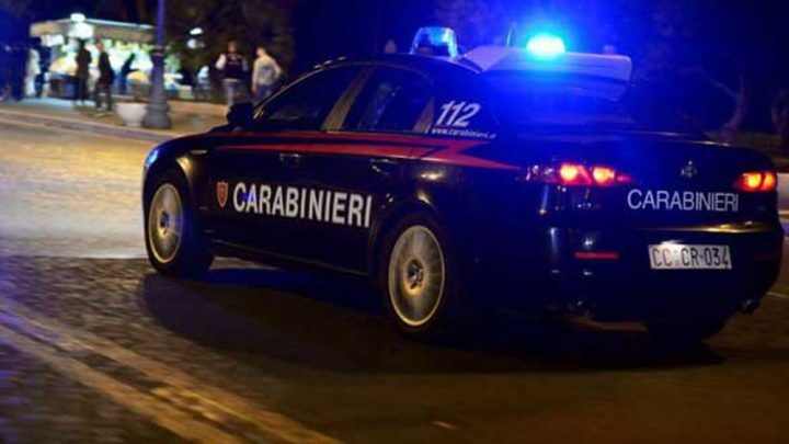 Inseguimento ad Aversa, giuglianese arrestato dai carabinieri