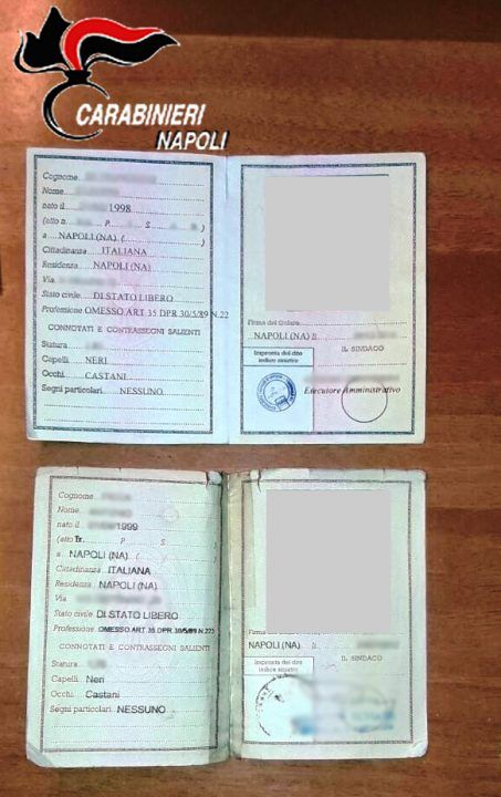 Ischia, documenti falsi per entrare nei locali e ubriacarsi. Denunciato 17enne