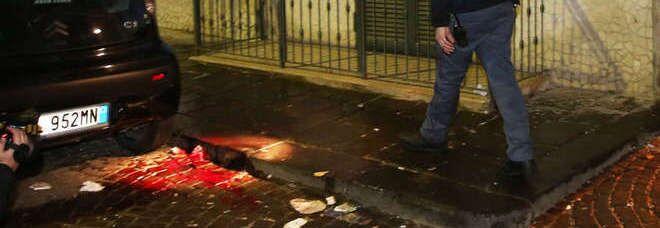 Terrore a Napoli, sparatoria in pieno centro a Fuorigrotta