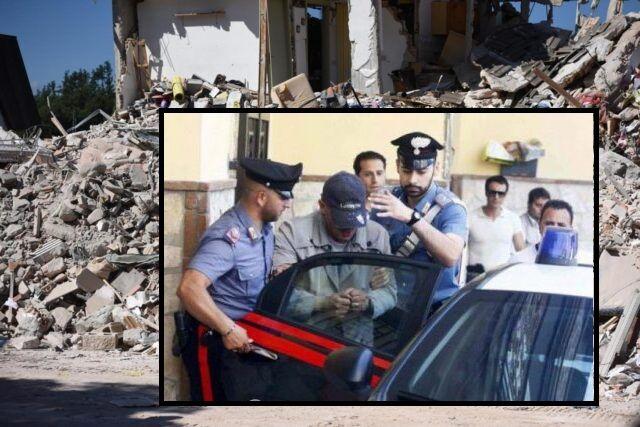 Napoletano sorpreso a rubare nelle case del terremoto. Ecco chi è