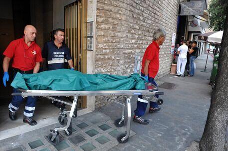 Choc a Napoli, trovato un cadavere in centro storico