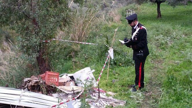 Trasportava rifiuti speciali a Lago Patria, bloccato dai carabinieri
