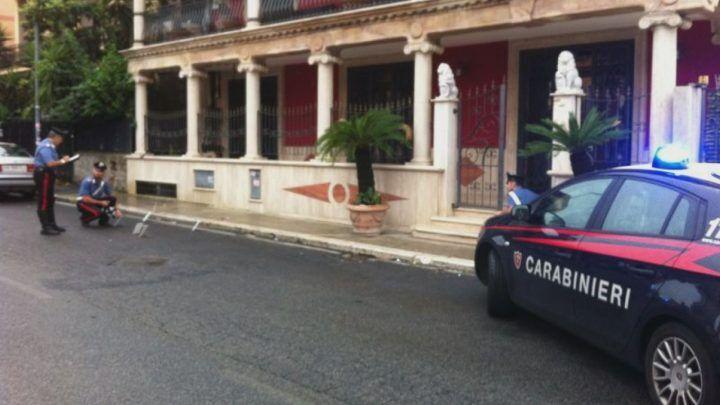 Ciampino: esplode una villa appartenente ai Casamonica