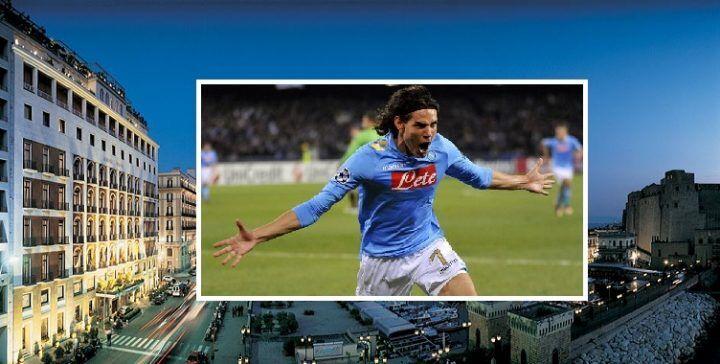 #HovistoCavani, la folle notte dei tifosi del Napoli