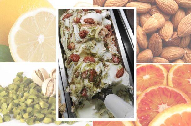 """Gelato """"Mediterraneo"""", i sapori del sud nel gusto più in voga dell'estate"""