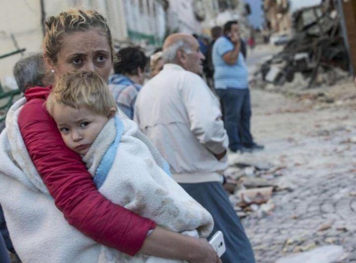 Terremoto, sul litorale di Giugliano raccolta generi di prima necessità