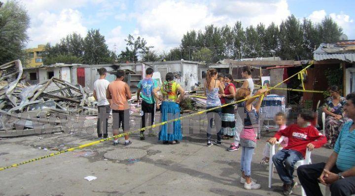Ponticelli: romeno accoltellato ed ucciso in una rissa nel campo rom