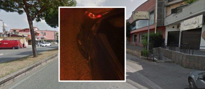 Incidente a catena nella notte, coinvolti tre veicoli sulla circumvallazione