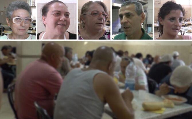 """Mense dei poveri, parlano i volontari: """"La solidarietà non va in vacanza"""""""