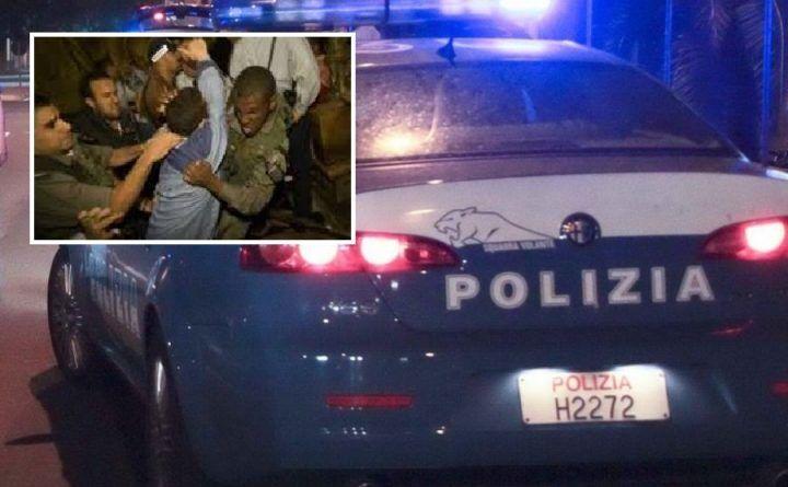 Giugliano, lite tra stranieri: grave un 27enne colpito alla testa
