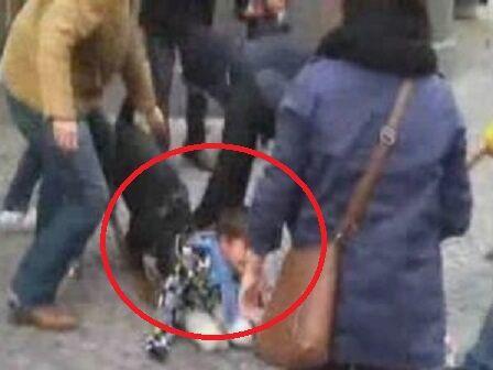 Rottweiler in libertà semina il panico, azzannata bimba di 4 anni