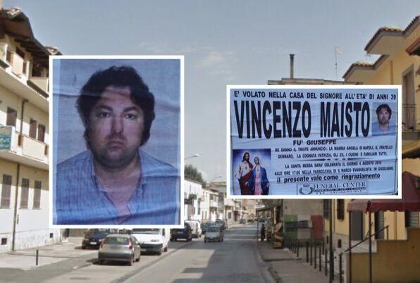Giugliano, domani a Camposcino l'ultimo saluto a Vincenzo